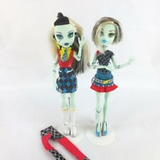 Monster High Dolls Frankie Stein I Heart Love Fashion Outfits Shoes Lot