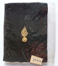 INSIGNE PATCH WWII INDOCHINE AFN UNIFORME ARMEE FRANCE BRODE OR ORIGINAL N°2