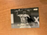 2019 Topps Stadium Club - Rafael Devers - #34 Black & White Parallel RED SOX