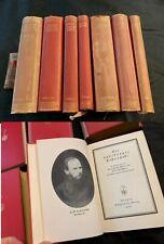 M.F. Dostojewski, Sämtliche Werke, 7 Bde.   Piper München 1920er