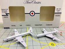 RARE AeroClassics 1:400 RAF Bristol 175 Britannia C1 XM519 & DH-106 C4 XR399
