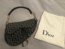 Dior Canvas Women s Dior Saddle Bags   Handbags  40f8365701c6b