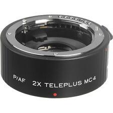 Kenko Teleplus DG 2.0X MC4 Teleconverter - Pentax AF
