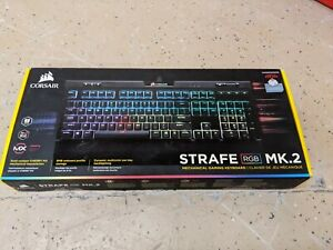 BRAND NEW Corsair Strafe RGB MK.2 Mechanical Gaming Keyboard