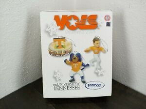 Peyton Manning Tennessee Volunteers VOLS Christmas Ornament Box Set
