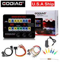 USA Ship GODIAG GT100 OBDII Auto Tools ECU BreakOut Box ECU Bench Connector