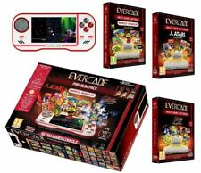 Evercade - Premium Pack console w/ 37 games FIRST RUN factory sealed *IN STOCK*
