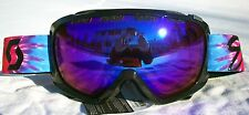 NEW $120 Scott FIX Womens Winter Tie Dye Snow Ski goggles Ladies Black roxy