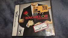 brand new factory sealed - the bachelor videogame bachelorette - nintendo ds