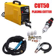Coupe-plasma aciérie CUT50-unité de découpe plasma & brûleur à plasma 220V DE