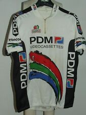 Bike Cycling Jersey Shirt Maillot Cyclism Sport Team Pdm Ultima Size 4XL