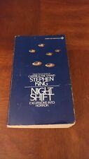 Stephen King Night Shift TRUE 1st ed 1st printing Signet Paperback RARE COVER