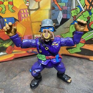 Vintage 1992 Private Porknose Bebop TMNT Playmates Action Figure Ninja Turtles