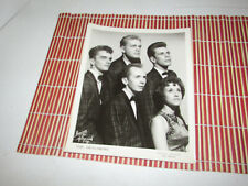 The Skyliners Bruno Of Hollywood Promotional 8 x 10 Photograph