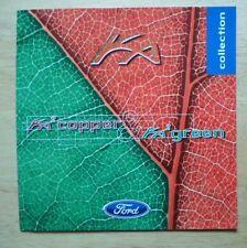 FORD KA COPPER & GREEN 1998 UK Mkt sales brochure - Ka2