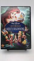The Little Mermaid Ariels Beginning DVD
