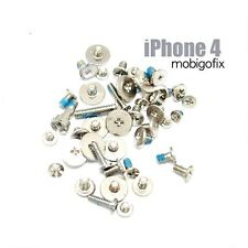 New Repair Full Set Kit Screw Screws Replacement Parts For Apple iPhone 4 4G