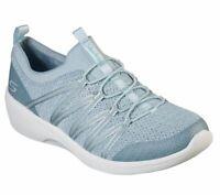 Skechers Arya Women's Memory Foam blue Shoes choose size