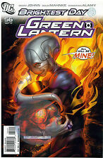 GREEN LANTERN #56 Brightest Day LAU Variant DC Comics