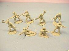 TSSD 1/32nd Scale World War II U.S. Marines Plastic Soldiers Set