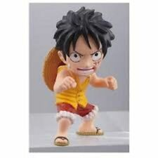 *B0368 IZ Bandai One Piece Collection Change The World D. Luffy Figure Japan