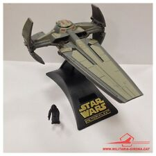 STAR WARS ACTION FLEET SITH INFILTRATOR, 1999 LGT. 1 poseable figure: Darth Maul
