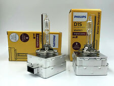 2x New OEM 06-09 Lincoln MKZ Zephyr Philips D1S Xenon HID Headlight Bulb