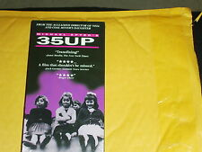 35 Up (VHS, 1993)Michael Apted's, Not Rated, Full Length Promo