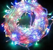 20M 200LED Light String Outdoor Waterproof Fairy Wedding Christmas 110V220VColor