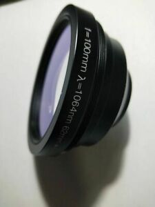 62*62mm lens fits fiber laser marking machine free shipping Jollystar