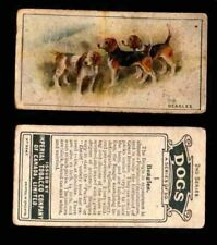 1925 Dogs 2nd Series Imperial Tobacco Vintage Trading Cards U Pick Singles #1-50