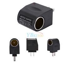 90-240V AC Wall to 12V DC Car Cigarette Lighter Adapter Converter Socket US Plug