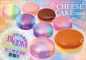 Ibloom Squishy Mini Cheesecake Colorful Squishy NEW