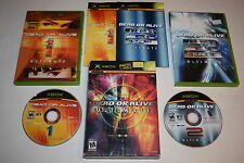 Dead or Alive Ultimate Collector's Edition Microsoft Xbox Video Game Complete