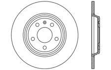 2x OPEN PARTS Discos de Freno Traseros Pleno 299,9mm Para AUDI Q5 A5 BDR2413.10