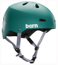 Bern Macon Mens EPS Bike Cycle Helmet Thin Shell  S-M | L-XL | 2XL-3XL Green