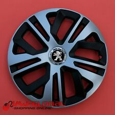 "4 ENJOLIVEURS 15"" PEUGEOT 1007 2008 207 306 406 208 307 206 iOn RAVENMIX"