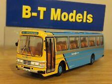 B-T BASE TOYS KELVIN SCOTTISH DUPLE DOMINANT II COACH BUS MODEL B014B 1:76 BT