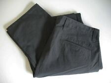 Dockers Mens Stretch Slim Tapered Fit Alpha Khaki Pants Gray Sz 33x30 - NWT