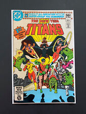 The New Teen Titans #1 - 1st Collector's Item Issue; Dc Comics Bronze Age
