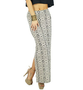Bimba Women Long Pencil Skirt Chik Fashionable Clothing Full Length-F6Y