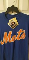 DWIGHT GOODEN NEW YORK METS T SHIRT NAME & NUMBER #16 COOPERSTOWN MEDIUM  NEW