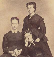 PORTRAIT OF BEAUTIFUL YOUNG SISTERS - TOWANDA, PA