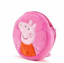 2017 Peppa Pig Cute Bag Wallet Purse Toy For Kids Girl Pink Piggy Xmas Gift