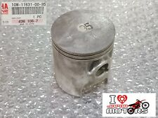 YAMAHA RD125 LC NEW GENUINE PISTON STD SIZE 10W-11631-00-95