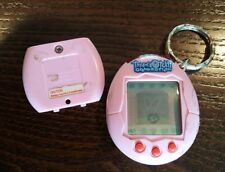 Tamagotchi Connection Pink Bandai Electronic Toy 2004 key chain