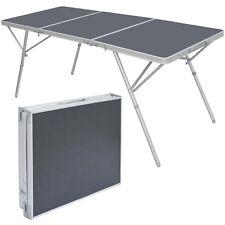 Stabiler XXL Aluminium Campingtisch Klapptisch 180x70cm Alu Tisch Garten-Tisch