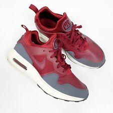 77949c4f0 Nike Air Max Prime Mens Running Training Shoe Burgundy Red Gray Sz 12  876069-609