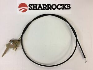 Toro Throttle Cable. Z Master 74216, 39684. Part Number 1-633696