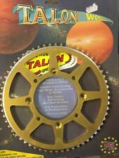 TALON Rear Sprocket, TR141-60T-(428) Radialite, Suzuki RM80, Yamaha YZ80